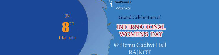 Womens Day Celebration in Rajkot