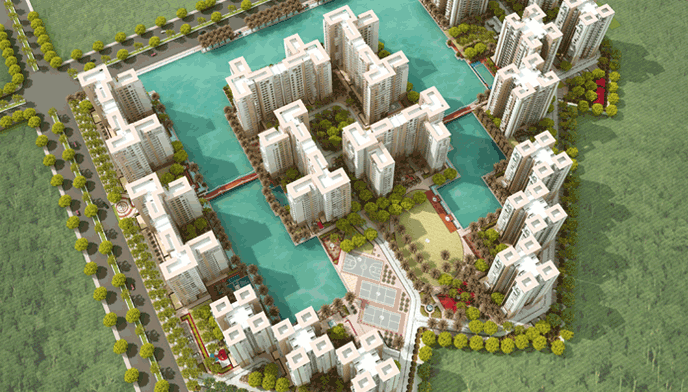 Water Lily Lifestyle Apartments In Ahmedabad Gujarat