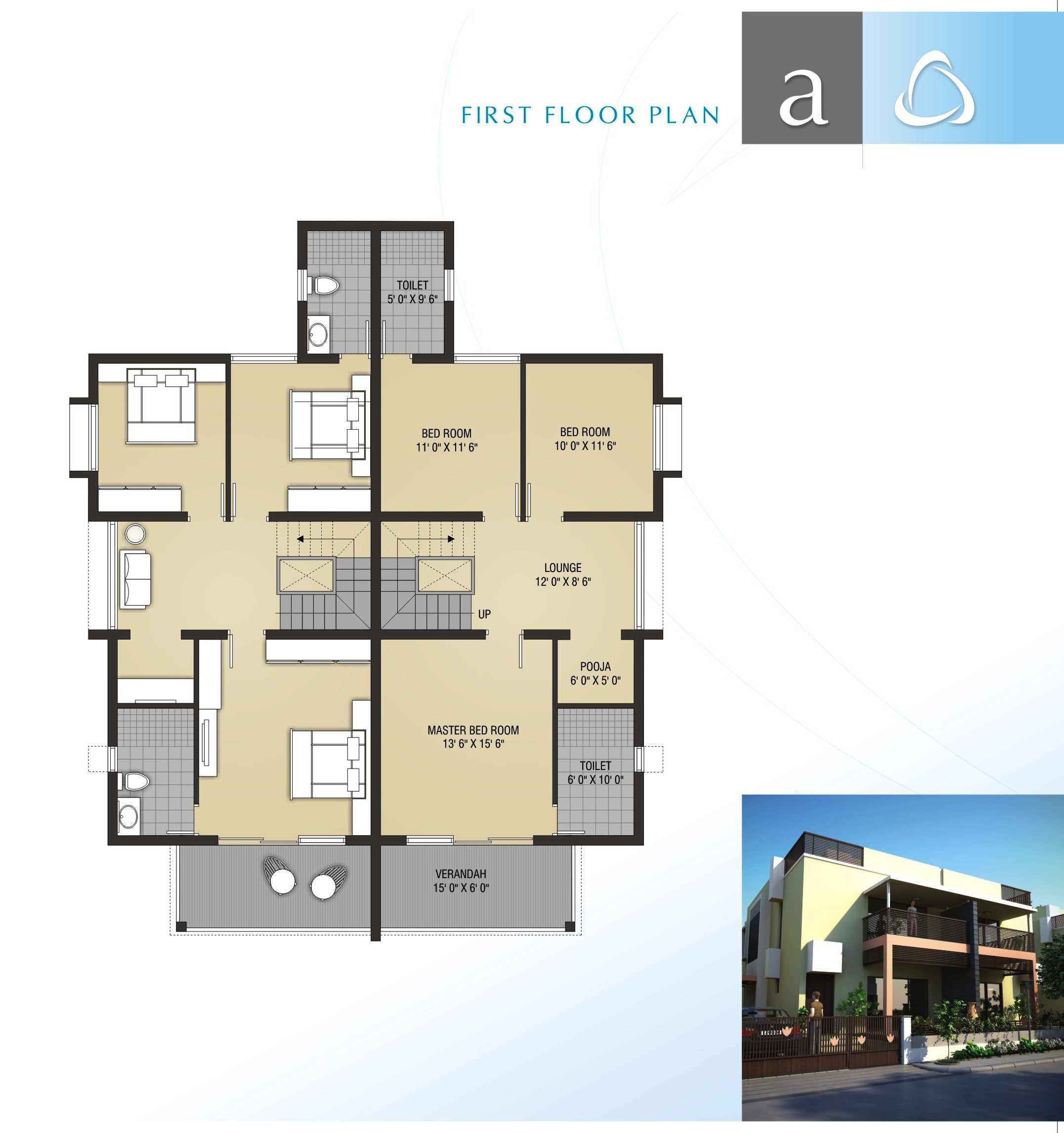 Silver alaknanda bungalows luxurious bungalows in manipur for Purchase floor plan