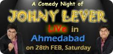 Johny LEVER Live Show