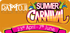 Ramoji Film City Summer Carnival