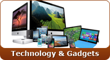 Technology & Gadgets