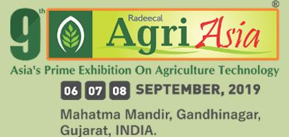 Agri Asia 2019 Agricultural Exhibition and Conference in