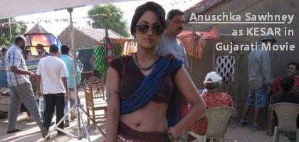 Anuschka Sawhney Plays Role of KESAR - The Village Beauty in Happy