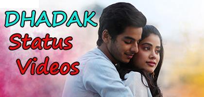 dhadak movie song download