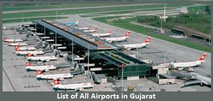Gujarat India Airport Gujarat India Airport