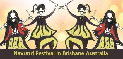 Navratri 2019 dates in Brisbane