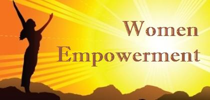 Dissertation on women empowerment