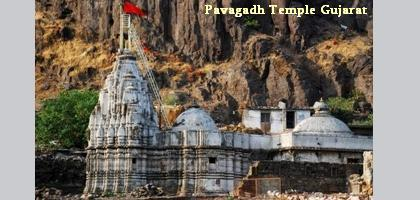 Pavagadh Temple Gujarat Photos - History of Mahakali Pavagadh Temple