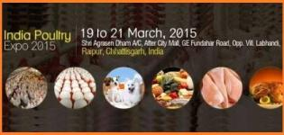14th India Poultry Expo 2015 Raipur Chhattisgarh