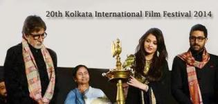 20th Kolkata International Film Festival 2014 Images - Inauguration Photos by Bachchan Family