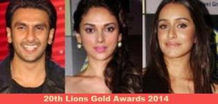 20th Lions Gold Awards 2014