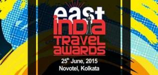 2nd East India Travel Awards 2015 at Novotel Hotel Kolkata on 25th June