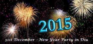 31st December New Year Celebration Party 2015 in Diu - DJ Dance Events