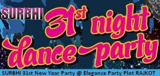 31st December Night Party Celebration at SURBHI Club Rajkot