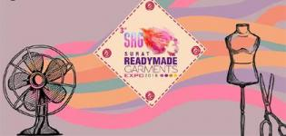 3rd Surat Readymade Garment Expo 2019 in Surat - Date and Venue Details