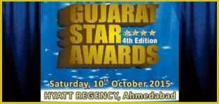 4th Gujarat Star Awards 2015 Ahmedabad at Hyatt Regency