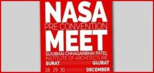58th Annual NASA Convention in Surat on 28th to 30th December 2015