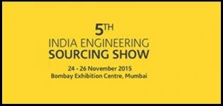 5th IESS Show Mumbai - India Engineering Sourcing Show 2015 Date Venue