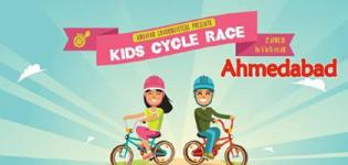 AC Kids Cycle Race 2019 in Ahmedabad - Date and Venue Details