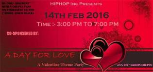 A Day For Love - Valentine Theme Party 2016 in Ahmedabad at Rewind The Disc