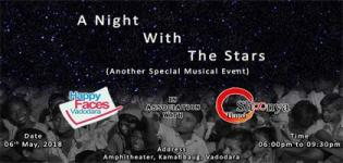 A Night With The Stars, Live Concert for Kids by Happy Faces Vadodara in 2018