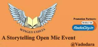 A Storytelling Open Mic Event 2018 for all People at Coffee Culture, Vadodara