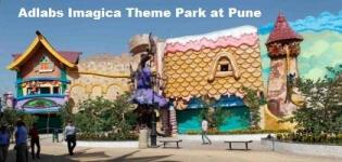 Adlabs Imagica Theme Park at Pune - Address of Adlabs Imagica Amusement at Lonavala