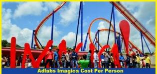 Adlabs Imagica Cost Per Person - Latest Ticket Price