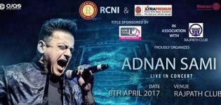 Adnan Sami Live Concert 2017 in Ahmedabad Gujarat at Rajpath Club