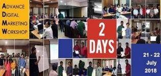 Advance Digital Marketing Workshop - Business Event of 2018 in Ahmedabad