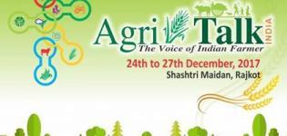 Agritalk Krishi Mela 2017 in RAJKOT Gujarat at Shastri Maidan