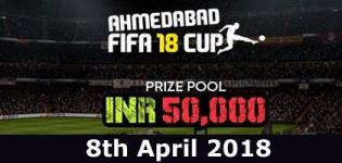 Ahmedabad FIFA 18 Cup 2018 Event Venue Date and Details