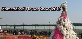 Ahmedabad Flower Show 2019 at Sabarmati Riverfront - Date and Time Details