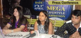 Ahmedabad Press Conference Photos of FASHION MANTRA Mega Lifestyle Exhibition 2015