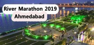 Ahmedabad River Marathon 2019 - Date and Venue Details