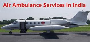 Air Ambulance Services in India - Medical Aircraft Charter