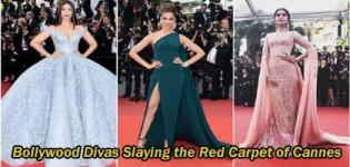Aishwarya Rai Bachchan, Sonam Kapoor and Deepika Padukone to Grace the Red Carpet of Cannes 2018