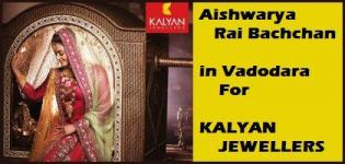 Aishwarya Rai Bachchan in Vadodara for Kalyan Jewellers Showroom Launch