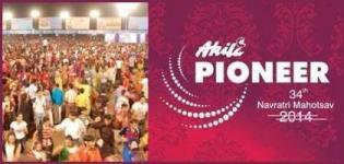 Akila Pioneer Navratri Rajkot - Akil Pioneer Garba Disco Dandiya in Rajkot Gujarat