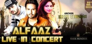 Alfaaz Live in Concert Ahmedabad 2015 on 31st December Eve at Treeland Club Resorts