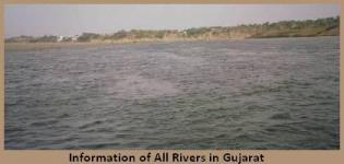 All Rivers of Gujarat - Information on Total Numbers of Rivers in Gujarat India