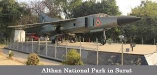 Althan National Park in Surat Gujarat