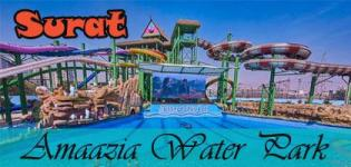 Amaazia Water Park in Surat - Amazing and Unique Water Park Details