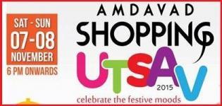 Amdavad Shopping Utsav 2015 at Aman Party Plot Ahmedabad on 7th to 8th November