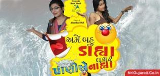Ame Bahu Dahya Vagar Pani ye Nahya Gujarati Natak - Latest Gujarati Drama Play 2015