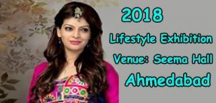 Ame Jalsa Events Presents Lifestyle Exhibition 2018 at Seema Hall Ahmedabad