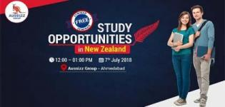 An Educational Seminar arrange on Study Opportunities in New Zealand for Students