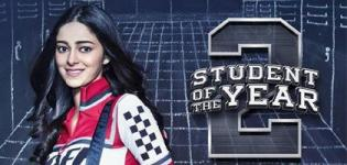 Ananya Pandey is all set for her Bollywood Debut with Student of the Year 2