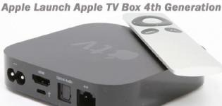 Apple Launched Apple TV Box 4th Generation 2015 in India - Price and Specification